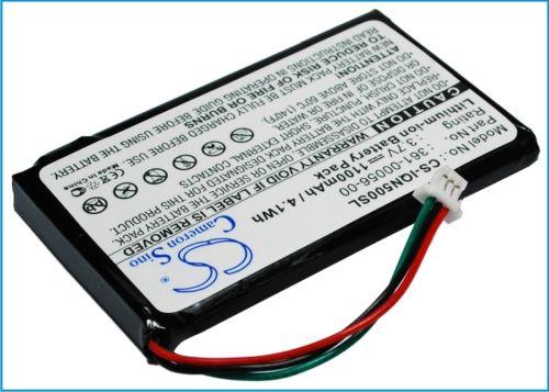 Accu Garmin DriveSmart 50 LMT-D -361-00056-50 - 1100mAh(compatible)