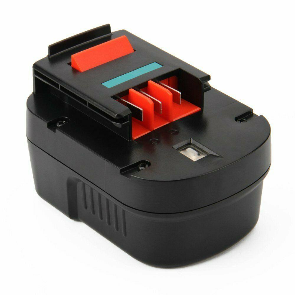 Accu BLACK & DECKER / Firestorm 12 EX / A12XJ / A12 XJ / 12V (compatible)