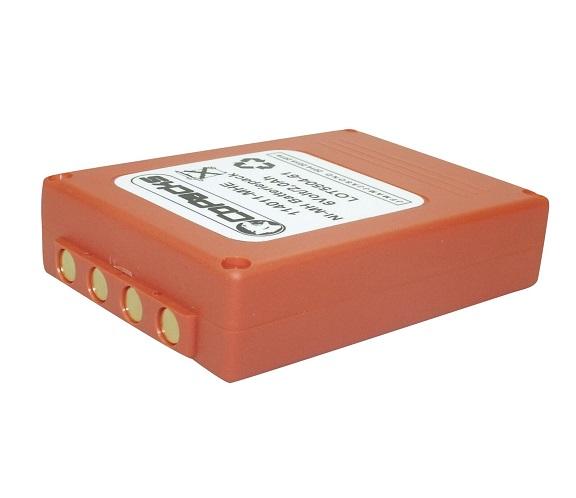 Accu HBC BA225030 (BA225000) 6 V 2100 mAh linus 6 spectrum 1 2 A B eco(compatible)