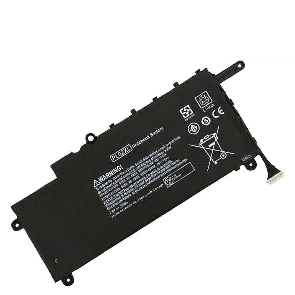 Accu voor L02XL HSTNN-LB6B TPN-C115 HP PAVILION 11 X360 SERIES 11-n010dx(compatibele batterij)