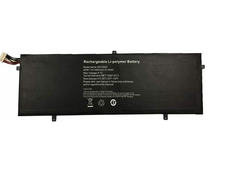 Accu voor P313R JUMPER EZbook LB10, EZbook MB10 3S,EZbook X3,NOTEBOOK SLIM S130(compatible)