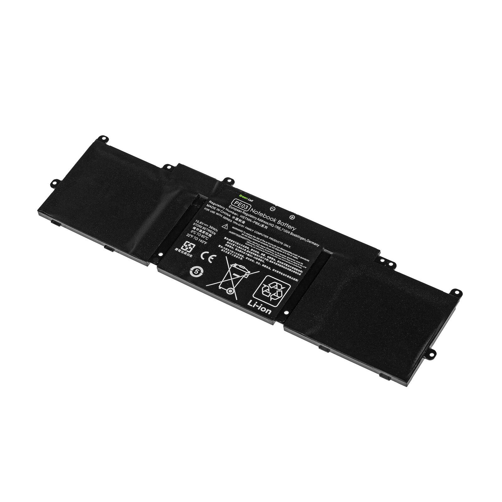 Accu voor HP Chromebook 11 G3 G4 11-2100 11-2200 PE03 PE03XL HSTNN-LB6M TPN-Q151(compatible)