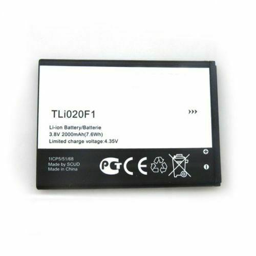 Accu ALCATEL TLI020F1/ F7 VODAFONE SMART TURBO 7 PIXI 4 (5) OT U5 2000mAh(compatible)