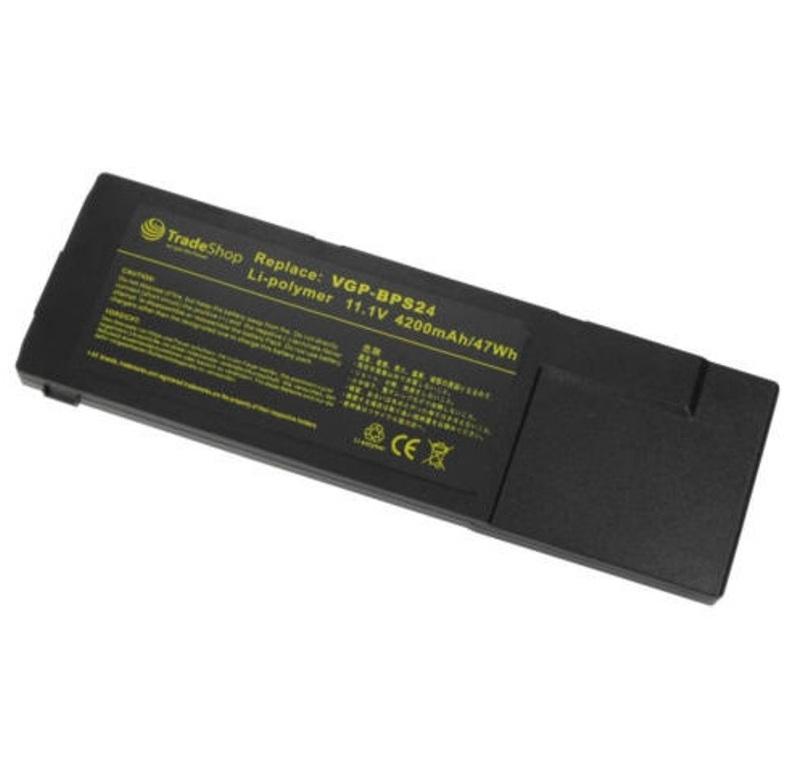 Accu voor Sony Vaio VPCSB1Z9E VPCSB1Z9EB VPCSB1Z9R VPCSB1Z9RB 4400mAh(compatible)